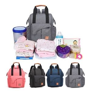 New Multi-Function Baby Diaper Bag Travel Backpack